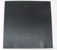 Image of Ribbed Pads size 18 x 18x 3/8 inches